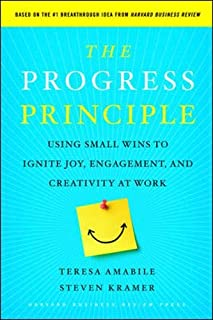 The Progress Principle: Using Small Wins to Ignite Joy, Engagement, and Creativity at Work (142219857X) | Amazon price tracker / tracking, Amazon price history charts, Amazon price watches, Amazon price drop alerts