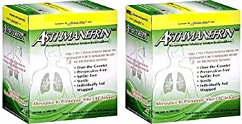 ASTHMANEFRIN for asthma relief 30 ct  Pack of 2