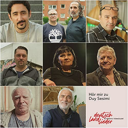 Özay Fecht, Nedim Hazar, Erci E., Ata Canani, Microphone Mafia, Metin Türköz, Ali Baran & Ruddi Sodemann feat. Eko Fresh