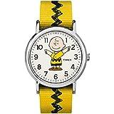 (ニューエスト) NEWEST TIMEX×PEANUT TW2R Charlie Brown チャーリーブラウン 腕時計 [並行輸入品]