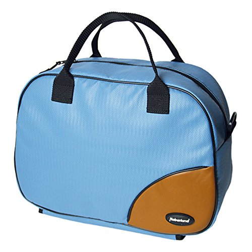 Haberland Gym II enkele tas, blauw, 39 x 27 x 14 cm