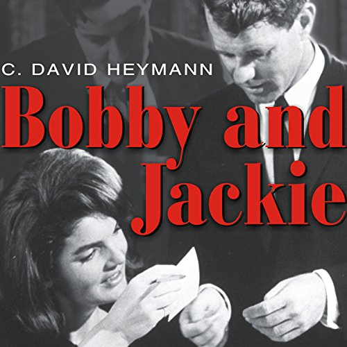 Bobby and Jackie audiobook cover art