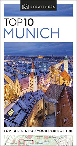 DK Eyewitness Top 10 Munich (Pocket Travel Guide) (English Edition)