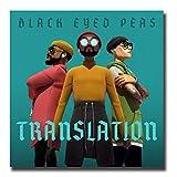 chtshjdtb Black Eyed Peas Album Cover Wandkunst Poster
