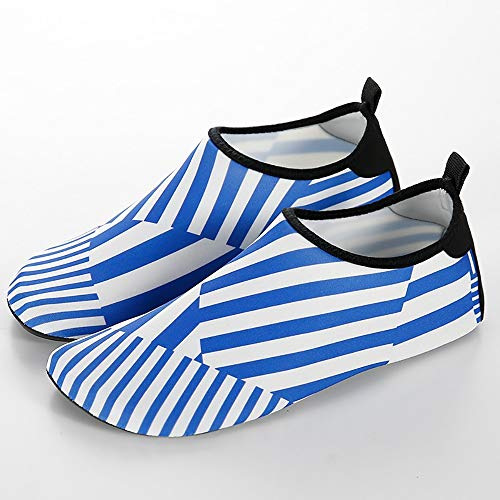 Waterschoenen, dames heren bottom duiken buiten rivier waten huid zwemmen loopband schoenen uittrekken