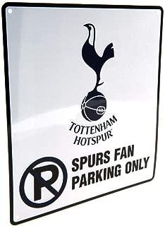 Tottenham Hotspur FC Official No Parking Sign
