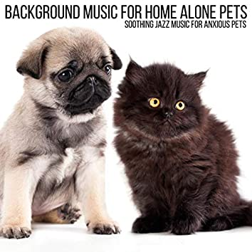 Soothing Jazz Music for Anxious Pets