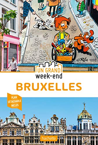 Guide Un Grand Week-End à Bruxelles 2020