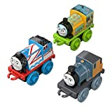 Thomas & Friends Collectible MINIS Toy Train 3-Pack