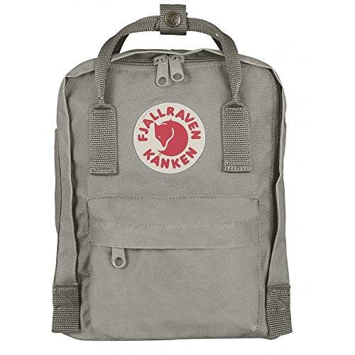 Fjallraven Kanken Mini Backpacks, No. 23561 (Fog)