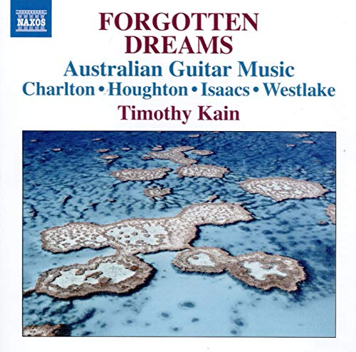 Forgotten Dreams - Autralian Guitar Music