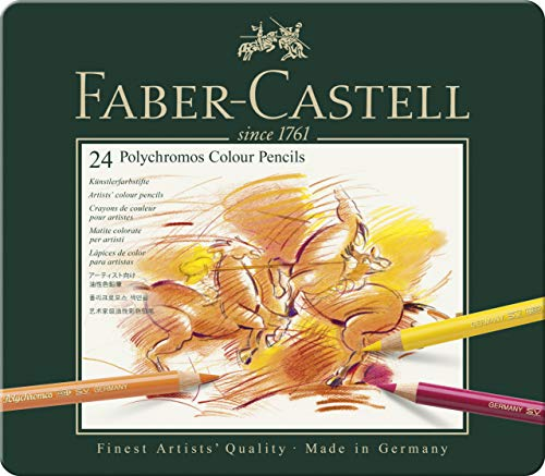 Faber Polychromous Colored Pencil