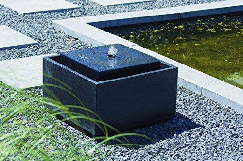 Ubbink Wasserspiel Sonora Springbrunnen Set Gartenbrunnen Brunnen von Gartenwelt Riegelsberger