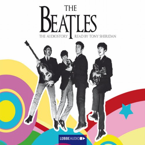 The Beatles: The Audiostory (English edition) Titelbild