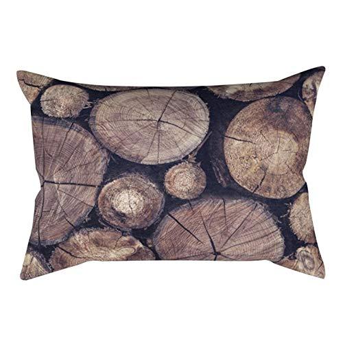 SuoSuo NXCY01 Funda de Almohada Decorativa de Estilo nórdico, patrón de sofá Impreso para Comedor Cubierta de cojín de Asiento de Moda decoración de la casa (Color : 11, Talla : 30 cm x 50 cm)