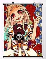 地縛少年花子くんアニメマンガ壁ポスタースクロールルームアートアニメーション周辺機器40x60cm