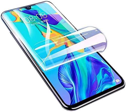 Iiseon Ad Alta sensibilità Pellicola idrogel Protettiva per Huawei Honor View 10, 2 Pezzi Trasparente Morbido TPU Protezioni per Lo Schermo [Copertura Completa] (Non Vetro Temperato)