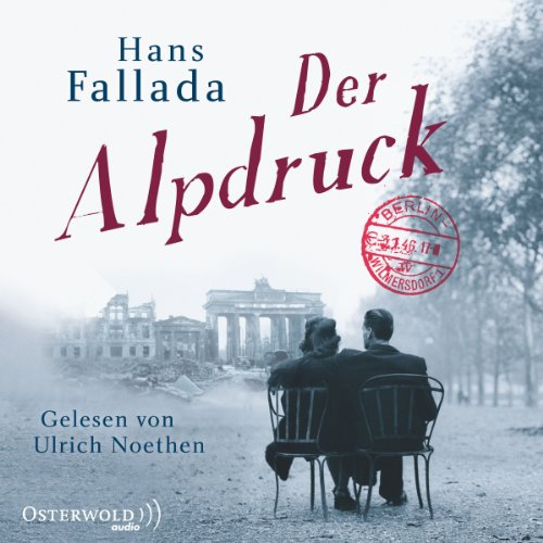 Der Alpdruck audiobook cover art