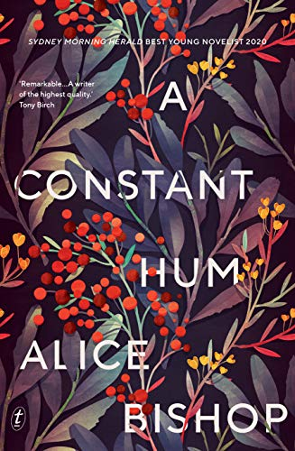 Front cover for the book A Constant Hum by Alice Bishop
