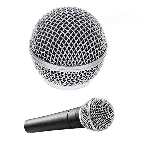 Griglia di ricambio per microfono vocale per Shure SM58 SM58LC SM58SK SM58S COD