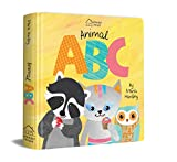 Animal ABC : Playful animals teach A to Z...