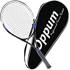 🥇1.Triangular Structure and Comfortable Wooden Handle Double Shock Absorption: This tennis racket uses a triangular-shaped frame to absorb shock. The combination of the handle and the face is a triangle that has a firm effect and absorbs bad vibratio...