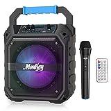 Moukey MPS1 tragbare Karaoke, Ka...