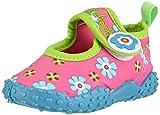 Playshoes UV-Badeschuhe, Sandales Bout fermé Fille Pink (Pink/Blue 060) 22/23 EU