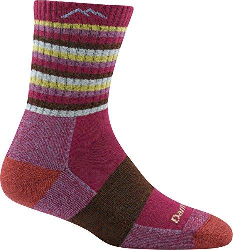 Darn Tough Hike/Trek Micro Cushion Stripe Crew Sock - Women's