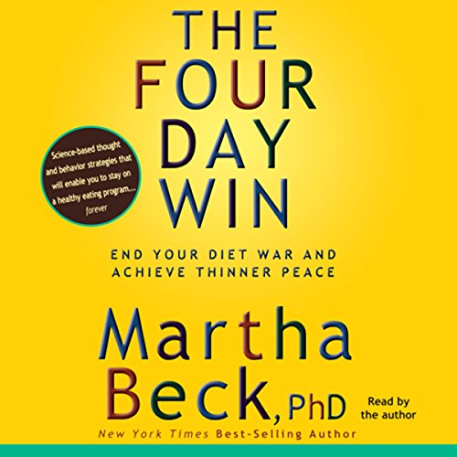 The Four-Day Win audiobook cover art