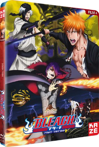 Bleach-Film 4 : The Hell Verse [Blu-Ray]