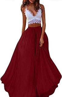efe956e7b144ed Amazon.fr : Jupe Avec Bretelles - L / Jupes / Femme : Vêtements