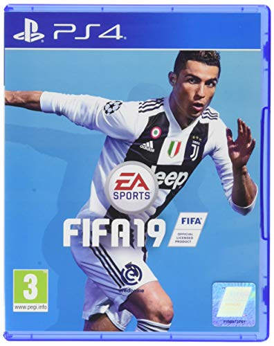 Fifa 19 - Playstation 4 (Ps4) [video game]