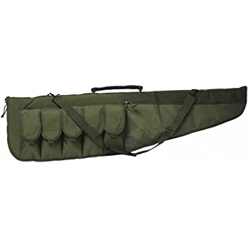 """VooDoo Tactical 15-8749004000 Protector Rifle Case, OD, 46"""""""