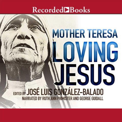 Loving Jesus audiobook cover art