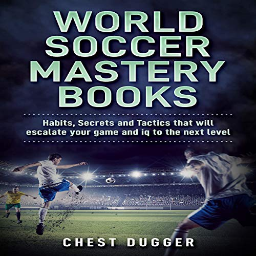 World Soccer Mastery Books  By  cover art