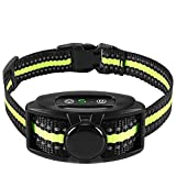 Best Dog Bark Collars - Bark Collar Dog Bark Collar, Rechargeable NO Shock Review