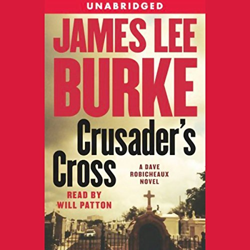 Crusader's Cross audiobook cover art