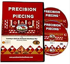Quilting: Patchwork Schoolhouse teaches Precision Piecing on DVD, Lesson 5 of 7