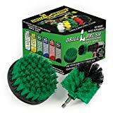 Kitchen - Cleaning Supplies - Household Cleaners - Drill Brush - Grout Cleaner - Cast Iron Skillet -...
