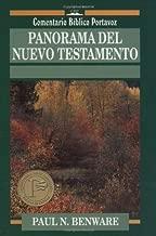 Panorama del Nuevo Testamento (Comentario B?blico Portavoz) (Spanish Edition) by Paul Benware (1993-09-13)