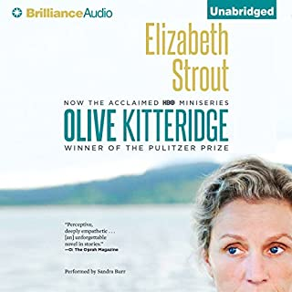Olive Kitteridge cover art