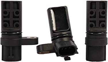 23731AL60A 23731AL61A 237316J90B Camshaft Crankshaft Position Sensor - 3Pcs PC460 PC461 PC499 for Infiniti Nissan 350Z Altima Maxima Murano NV1500 NV2400 NV3500 Frontier Pathfinder Quest Sentra Xterra