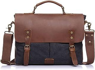 حقائب يد للرجال من Clinlllinisnsstb ، حقيبة ماسنجر ، حقيبة كمبيوتر قماشية ، حقيبة ظهر للرجال ، حقيبة كتف من القماش ، حقيبة...