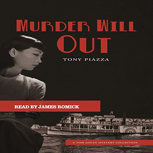 Murder Will Out audiobook cover art