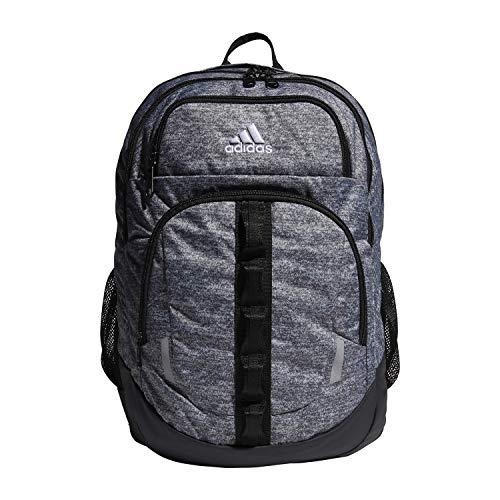adidas Unisex Prime Backpack, Onix Jersey/ Black, ONE SIZE
