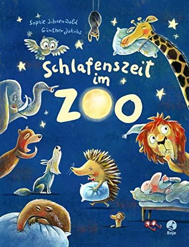 Schlafenszeit im Zoo (Ignaz Igel, Band 3)
