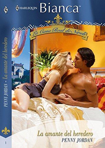 La amante del heredero: La casa real de Niroli (1) (Harlequin Sagas)