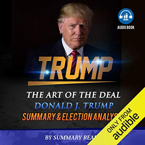 Summary & Election Analysis of Trump audiobook cover art