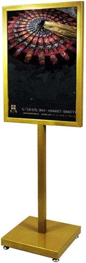 WHEEJE Advertising Award-winning store Rack Sign Stand Frame St Display Board Purchase Poster